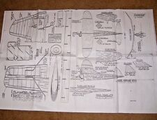 Full Size Plans Of The Nobler ,National Stunt Winner ,By George Aldrich