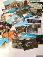 Lot Of 46 Vintage Postcards Motel Vacation Travel Hotel Beach Linen