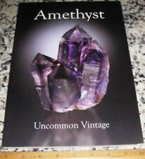 extraLapis English No. 16 Amethyst: Uncommon Vintage 2012 Thunder Bay Veracruz
