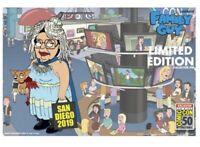 SDCC 2019 Exclusive Family Guy Pin Show toddland CON-suela enamel pin Comic Con