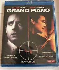 GRAND PIANO The MOVIE on a BLU-RAY Disc DVD with ELIJAH WOOD and JOHN CUSACK