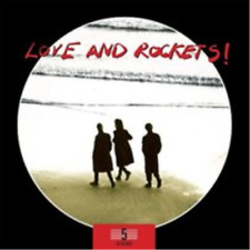 Love and Rockets-5 Album Box Set CD / Box Set NEW