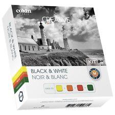 Cokin P H400-03 - Black & White Filter Kit / Cokin P (P001 + P002 + P003 + P004)
