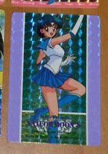 SAILORMOON S HERO COLLECTION PRISM CARDDASS CARD CARTE 385 VERSION HARD JAPAN NM