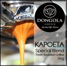 1KG DONGOLA KAPOETA Fresh Roasted Coffee Beans Special Blend Whole Bean / Ground