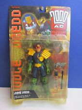 carded 2000AD JUDGE DREDD ACTION FIGURE COLLECTOR SERIES re action 1999 T82