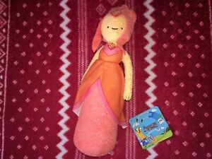 """Official 10"""" Adventure Time FLAME PRINCESS Plush Toy Doll Tagged Asia Import"""