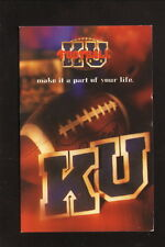 1998 Kansas Jayhawks Football Schedule--KU Bookstores