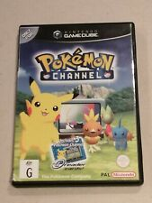 Pokemon Channel Gamecube PAL Complete with Manual