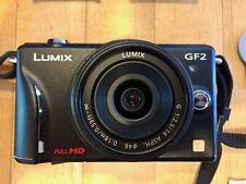 Panasonic Lumix GF2 Micro Four Thirds Camera Package