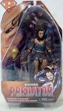 "MACHIKO Predator 7"" inch Scale Action Figure Series 18 Neca 2018"