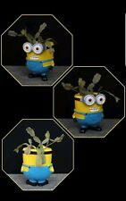 ONE OF A KIND MINIONS CREAMIC FLOWER POT