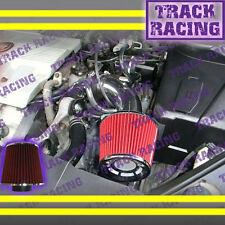 1996 1997 1998 1999 OLDSMOBILE AURORA 4.0L V8 AIR INTAKE KIT Black Red