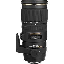 Sigma 70-200mm f/2.8 EX DG APO OS HSM - Nikon Fit