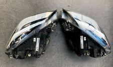 BMW 6 Series F06 GC F12 F13 LED Headlight SET Left & Right Side Original OEM