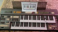 ELKA Orgel X 30 ; gebraucht mit Deckel Pedale und Ständer