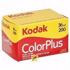 Kodak Colurplus 35mm 200 ASA Film for Print 36 Exp
