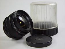 Perfect !! wide angle lens Mir-1B f/2.8/37mm. M42. s/n 86003422