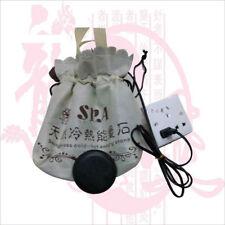 220V electric Stone massage Heater bag heating bag for hot energy lava spa massa