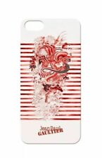 Genuine Jean Paul Gaultier Red Tattoo iPhone 5 5S SE Hard Case Cover RRP £34.99