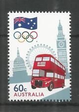 AUSTRALIA 2012 OLYMPIC GAMES LONDON SG,3791 U/MM NH LOT 8565A