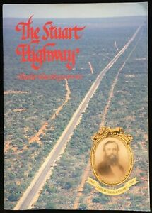 The Stuart Highway Australian History Outback Fold Out Maps Opals Exploration