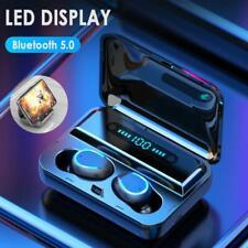Bluetooth 5.0 Headset Wireless Earphones Earbud Stereo Noise Reduction Sport
