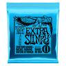 Ernie Ball 2225 Extra Slinky Nickel Wound Electric Guitar Strings (8-38)