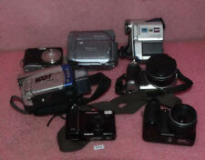 Lot of 7 Digital Cameras__Sony__Canon__Hitatchi__Sumsung.