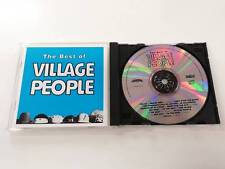 VILLAGE PEOPLE THE BEST OF CD 1994