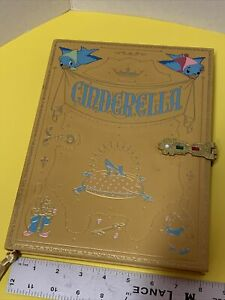 Cinderella Storybook Journal (11x8.25) Authentic Disney Archives Edition