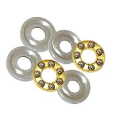 2pcs Thrust Bearing F3-8M for Align Trex T-rex 450 Pro v3 V2 Rc Helicopter    I