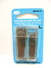TESTORS 7 Pcs Lot Knife Blades Refill Pak 10 pcs #882810 NEW