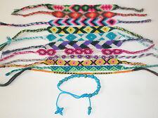12 Handmade Friendship Bracelet Cotton 122
