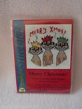 Mouseloft stitchlets Cross Stitch Kit ~ meery Noël! ~ ~ nouvelle gamme de Noël