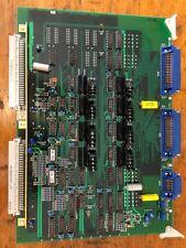 Mazak Mitsubishi Board FX53A,  BN624A240H04 *90 Day Warranty* M2 VQC