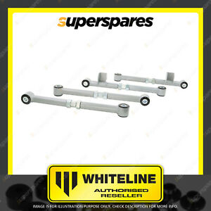 Whiteline Rear lower Control arm - Front and Rear for SUBARU FORESTER SF
