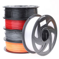 PETG 3D Printer Filament 1.75mm  Black Color PETG 3D Filament Consumables AZ