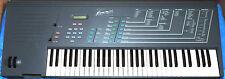 Vintage EMU EMAX Sampling Keyboard in Original Box, Manual, Sound Discs - check