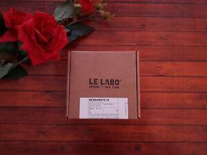Le Labo Bergamote 22 Eau De Parfum EDP 3.4 FL.OZ./100 ml Unisex New in Box Sale