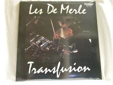LES DeMERLE Transfusion Milcho Leviev Dobre SEALED vinyl LP De Merle