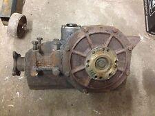 Bmw NK 1800 de 1970, aquí: hinterachsgetriebe differential 4,11:1