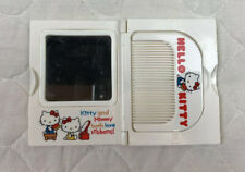 Rare Vintage Sanrio Hello Kitty 1976 Comb And Mirror Set Sanrio Co.