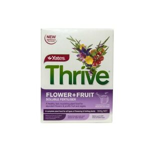 Yates 500g Thrive Flower and Fruit Soluble Plant Food