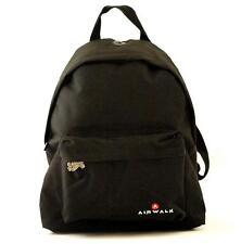 Airwalk Backpack Black AWW-0007