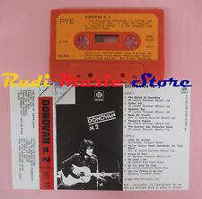 MC DONOVAN N.2 1979 italy PYE SERIE ORIZZONTE ORK 78331 cd lp dvd vhs
