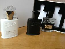 Creed mens fragrance gift set 3 x 30 ML NEW NO RESERVE
