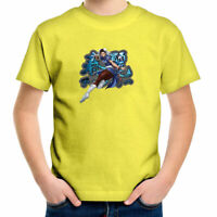 Street Fighter Chun-Li Kung Fu Video Game Unisex Boy Kids Tee T-Shirt Size S-XL