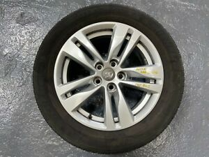 Vauxhall Astra K Mk7 16 Inch Alloy Wheel 205/55/16 Ref:AK2