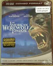Hd Dvd An American Werewolf In London New Sealed